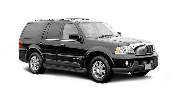 7 Passenger Luxury SUV